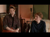 Elly Jackson of La Roux &amp Ian Sherwin, Producer  Co-writer    Working in the music industry