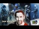 Интервью с Иэном Уайтом / Актером Игры престолов, Чужой против хищника и Звездные войны