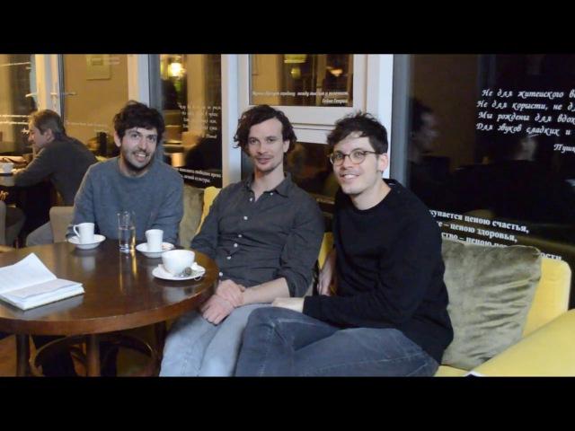 Schnellertollermeier   Интервью   Voronezh, Russia   18.02.2017 (субтитры)