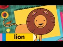How To Draw A Lion | Drawing Coloring for Kids