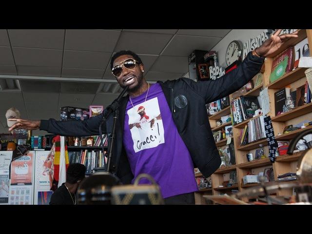 Gucci Mane Zaytoven Live in NPR Music Tiny Desk Concert (12.12.16)