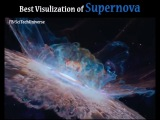 Best Supernova Visualization