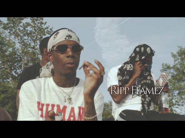 Ripp Flamez Ain't Luck Official Music Video