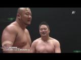 Daichi Hashimoto, Hideyoshi Kamitani, Kohei Sato vs. Ryota Hama, Shogun Okamoto, Yasufumi Nakanoue (BJW - RYOGOKUTAN 2017)