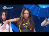 160416 Ladies Code - The Rain M!COUNTDOWN