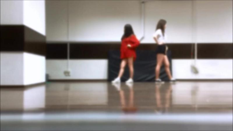 CIARA - BODY PARTY (BLACKQUEEN dance cover) dance practice