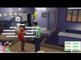 Sims 4 - русский цикл. 4 серия.