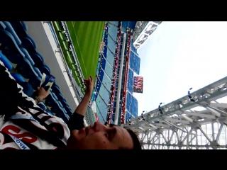 19 Juni 2017 stadion Fischt, Sochi