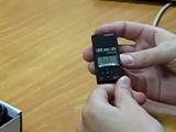 Обзор диктофона Edic-mini LCD B8