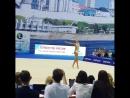 Саша Солдатова мяч 2017 ПМ