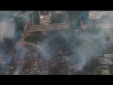 Реновация юга России: Пожар Ростова-на-Дону.