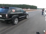 Jeep SRT8 Supercharged Tuning - Turbo acceleration on start