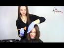 Алина Русяева - окрашивание Kapous - http---www.vi-profy.com.ua - AD studio TV