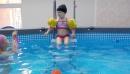 Настёна моя рыбка _бассейн Веселый Дельфин