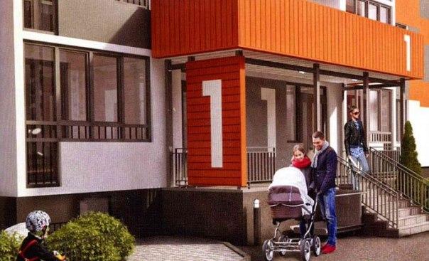 Продаётся 1- комн квартира в ЖК Гармония 1/16 ,38 кв. м.Ниже цены заст