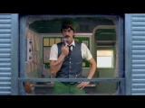 Come Together – directed by Wes Anderson starring Adrien Brody – HM