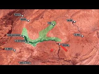 18 января 2017. Военная обстановка в Сирии и Ираке. Дейр-эз-Зор, Мосул, Пальмира
