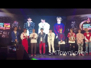 [fancam] 170429 NCT 127s introductions @ Korea Times Music Festival in LA