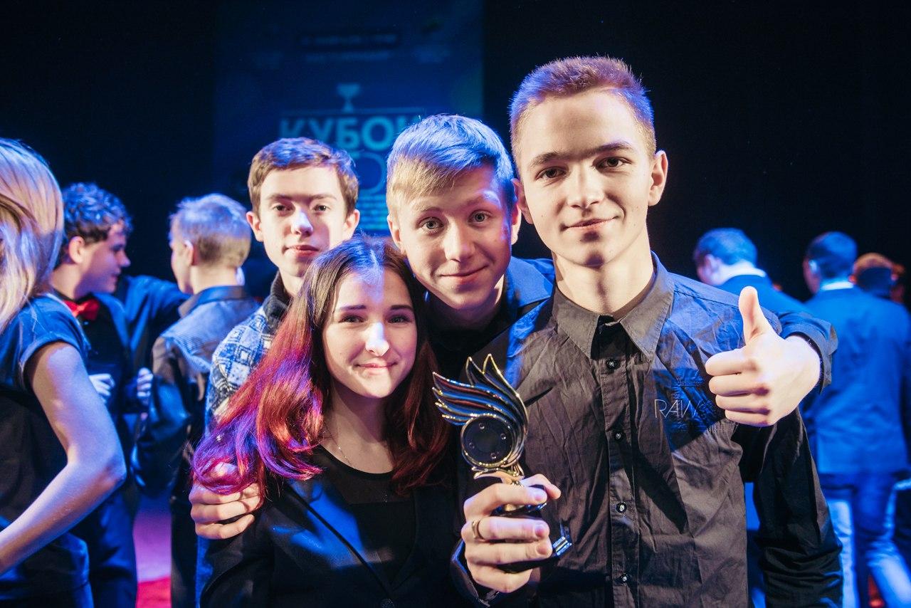 Капитан школьной команды КВН из Петербурга: «Мне самому приятно было играть с ребятами, с которыми ранее мы были соперниками»