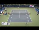 WTA Токио 1 й раунд Риса Озаки Шелби Роджерс 1 2 Полный матч