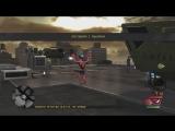 Баг в игре Spider-Man Web of Shadows