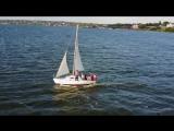 Прогулки на яхте в Николаеве, аренда яхты. Отдых на яхте.