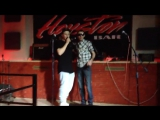 Отрывок с Рэп-Фестиваля [ГОЛОС УЛИЦ] г.САМАРА HOUSTON BAR   9.12.16