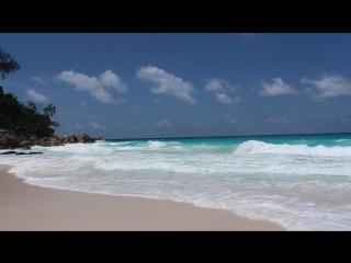 Пляж Анс Жоржетт, один из лучших пляжей мира)
