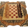 Нарды ручной работы,шахматы резные,четки,трости.
