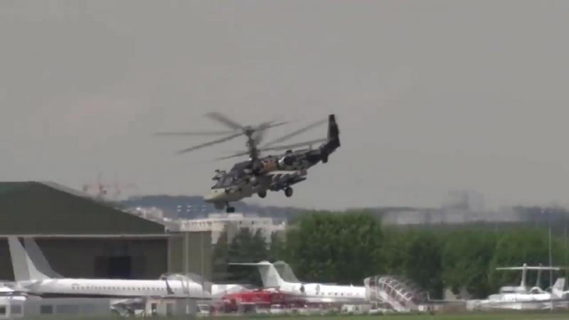 Высший пилотаж на вертолетах