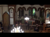 La Cumparsita Gerardo Matos Rodriguez  (transcription by Ivan Kuligovskiy) quartet Nero Rossa Gomozova Ludmila, Yarovaya Daria,