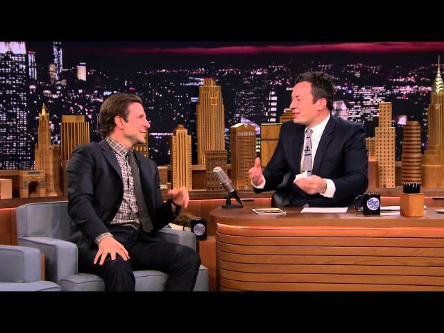 Bradley Cooper and Jimmy Cant Stop Laughing (Uncut Version)