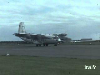 Breguet 941, transporte de asalto STOL (Francia)