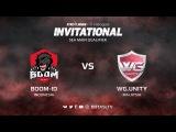 Boom-ID против WG.Unity, Вторая карта, SEA квалификация SL i-League Invitational S3