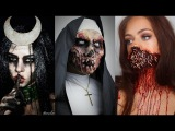 Makeup Tutorial Compilation #16 Halloween Makeup Edition part 5