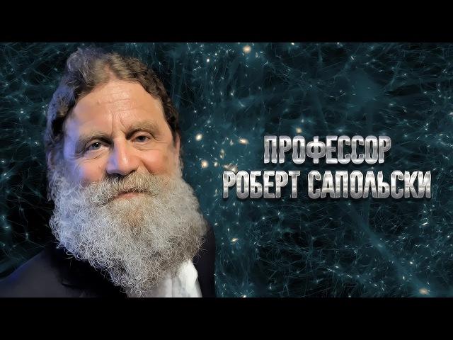 Роберт Сапольски о науке, морали, религии и биологии поведения человека [Vert Dider] 2017