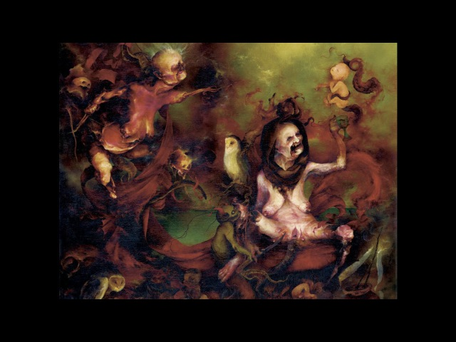 Unaussprechlichen Kulten - Keziah Lilith Medea (Chapter X) 2017 - Iron Bonehead Prod. - full album