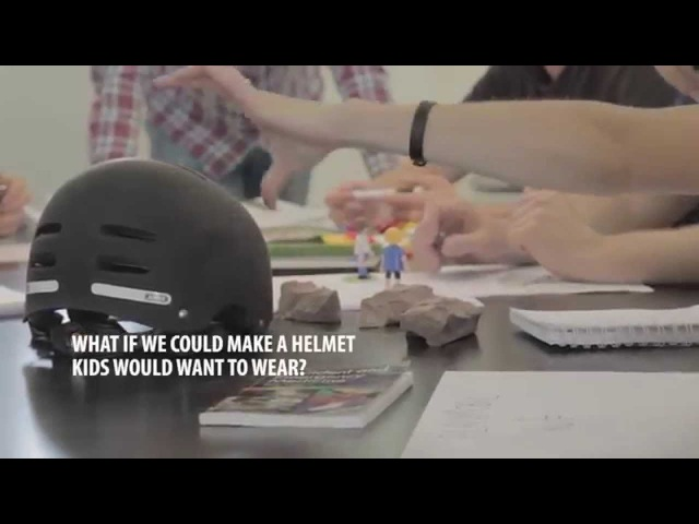 Ny måde at motivere børn til at huske hjelmen