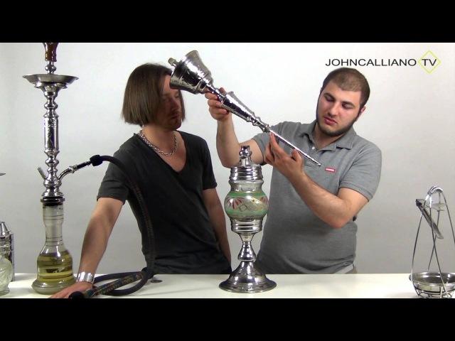 JohnCalliano.TV 76 Кальяны Khalil Mamoon