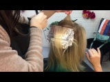 Highlights and Lowlights with a Base Bump Hair Tutorial