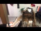 Back Comb Highlights Part 2 Hair Tutorial
