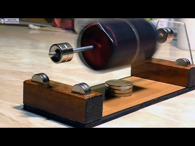 Мендосинский мотор Изготовление во всех подробностях