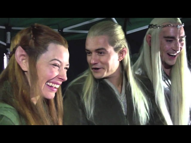 The Hobbit - Funniest Bloopers