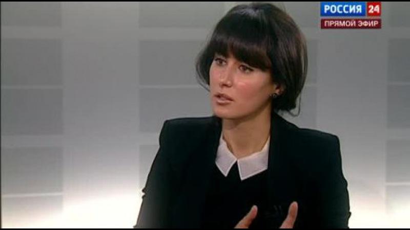 Вести.Ru: Тина Канделаки о форуме Умная школа: накал страстей был высоким