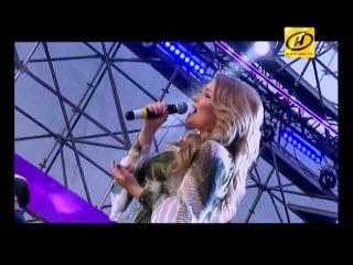 Анастасия Тиханович Капли света - Концерт Песня года 2015