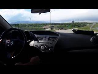 Mazda 3 2.5L turbo STOCK ECU 14psi E85