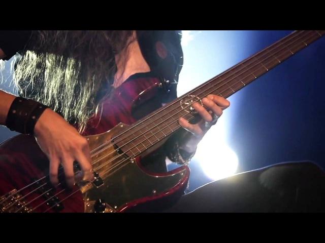 Stratovarius - Lauri Porra bass solo (Live in Tampere 2011) HD