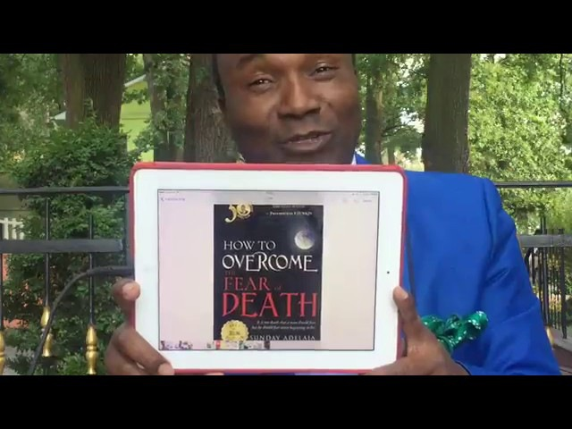 2017-07-22: HOW TO OVERCOME THE FEAR OF DEATH (Book Review)