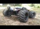 Тест-драйв МОНСТРА JLB Racing CHEETAH RC Car