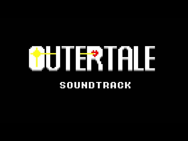 Outertale OST Somewhere On Another Planet It's Raining Jeffrey Watkins